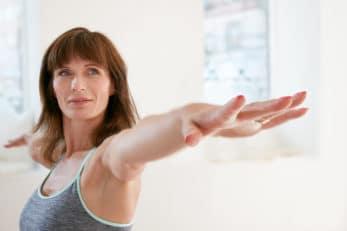 Yogaübungen für die Gesundheit